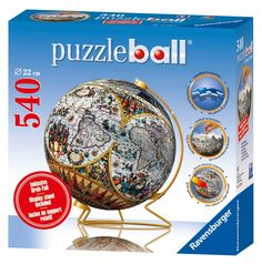 Ravensburger 11131-540 Teile Puzzleball
