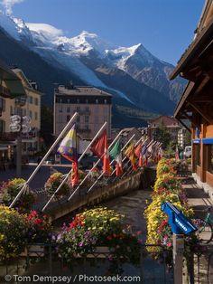 La beauté de Chamonix!