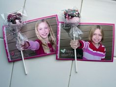 3D Valentines complete instructions, plus chocolate covered marshmallow recipe!