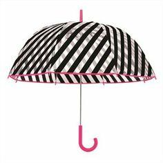 Black Stripe Umbrella