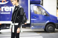 Back to Black | Charlie Pea street style