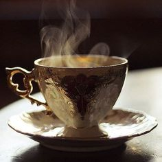 """The Queen sat at the empty table, stirring her tea with a spoon. She liked the tinking noise it made when metal hit porcelain. The light from the window shone down, casting shadows that began to trick and confuse her. The door at the end of the hall opened and her father stepped in. """"Marie, how are you feeling?"""" """"Why do you ask, father?"""" """"I'm concerned. The staff has said they noticed you acting...odd. Are you seeing things again?"""" She didn't answer. She didn't like giving straight answers."""