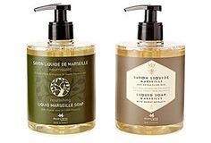 S/2 Liquid Soaps, Olive Oil/Honey*