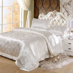 silk bedding silk queen sheets