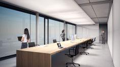 Impressie rvdv architectuur 2e verdieping
