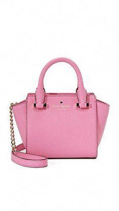 d6319304640 Kate Spade New York Women s Mini Hayden Cross Body Handbag   WomensShoulderbags Pink Shoulder Bags,