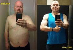 Learn How an Office Worker Lost 100+ Lbs, Saved His Own Life, and Became a Superhero (via @nerdfitness)