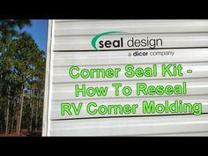 Corner Seal Kit – 1.5″  –  Seal Design LLc