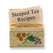 Steeped Tea Earl Grey Tea Loaf Recipe - one of my favourite tea recipes!! May have to make this for this week's open house.