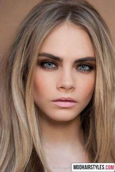 Ash brown/blonde