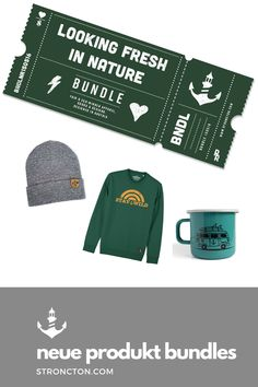 Looking Fresh in Nature - Bundle Beanie, Nature, Collection, Design, Weather, Products, Nice Asses, Naturaleza, Beanies