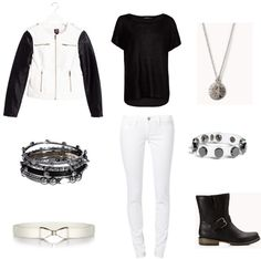"""Outfit inspired by Infinite's Sungjong in """"The Chaser"""""""