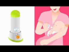 Bib seconde de Béaba. Calienta biberón a vapor. Seguridad infantil. Para que el biberón se caliente a la temperatura necesaria para que coma tu bebé. Así evitaras quemaduras innecesarias.