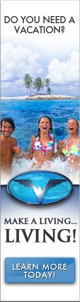 making a living on the beaches with worldventures