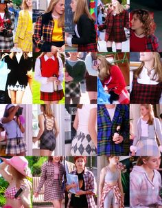 Love how tartan and plaid is back in fashion! So 90s