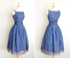 1950s jonathan logan dress