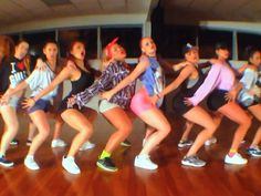 "You betta WERK! ReQuestDanceCrew goes hard for this Beyoncé inspired ""7/11"" routine"