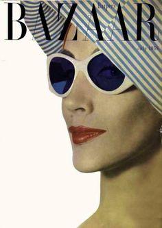 Ruth Neumann~Derujinsky - Harper's Bazaar July 1958 by Alexey Brodovitch