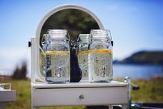 The Coromandel Caravan Bar is the perfect addition to your wedding or event, we can go pretty much anywhere you want to party! Packages include the vintage Baravan, staff and glassware. Your day, the Coromandel way. Caravan Bar, French Press, Hanging Out, Photo Credit, Special Events, Mason Jars, Coffee Maker, Canning, Mugs