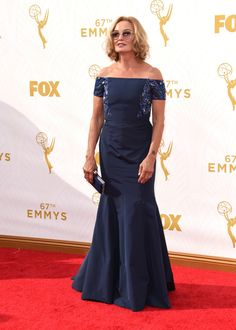 jessica lange | JESSICA LANGE at 2015 Emmy Awards in Los Angeles 09/20/2015