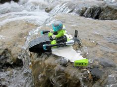 LEGO a Day 109/365 - Extreme Jet Ski