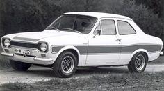 Ford Escort RS MK 1 - 1973-74 - autobild.de