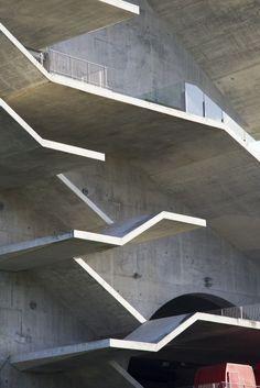 Architecture by Eduardo Souto de Moura, a Portuguese architect