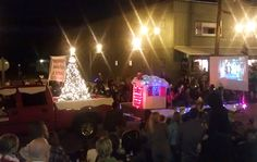 Electric Light Parade-in Old Town Temecula