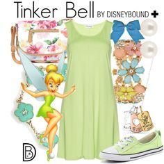 Disney Bound - Tinker Bell