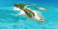 Private Island you can take a boat to. Sandals Royal Bahamian, Nassau, Bahamas