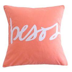 Besos Pillow