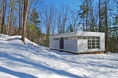 For Rent: Green, Modern, Prefab, Tiny and Earthship Vacations : TreeHugger