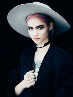Nicholas Maggio | Photography | Projects Grimes For Spex Magazine