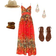 """Hippie Chic"" by anakari on Polyvore"