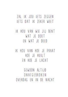 gedicht lief