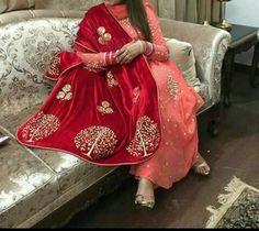 Salwar Dress, Punjabi Salwar Suits, Designer Punjabi Suits, Indian Designer Outfits, Patiala, Anarkali, Punjabi Fashion, Indian Fashion, Indian Attire