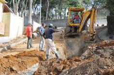 Prefeitura leva obras e melhorias prometidas ao Loteamento Jardim do Éden