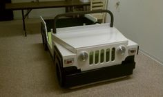 Project Jeep Bed - Jeep Commander Forums: Jeep Commander Forum