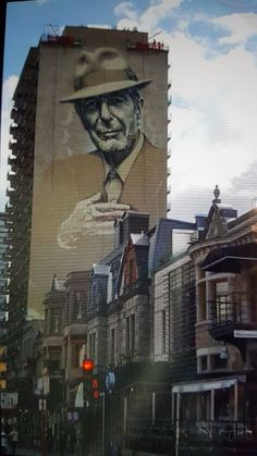Mural from 2017 in Montreal