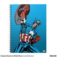 Captain America Shield Up