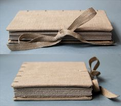 Livro Linen especial by Zoopress studio, via Flickr