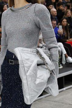 613ba14473 Chanel Fall 2017 Ready-to-Wear Fashion Show