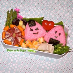 Bentos on the Bayou: A Valentine from Princess