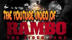The YouTube video of Rambo: The video game