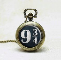 Fandom lockets. Off to Hogwarts.
