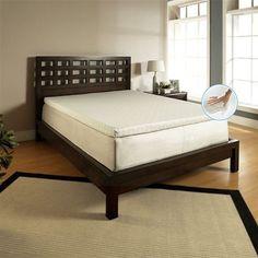 slumber solutions body flex 14inch pillowtop kingsize memory foam mattress king black night - Slumber Solutions