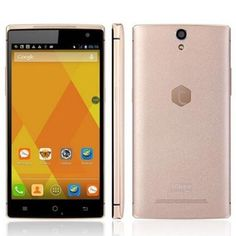 Gold Takee 1 5.5  Android Smartphone Mobile Dual SIM Octa Core Naked Eye 3D 32GB