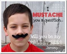 So doing this for K's school valentines!