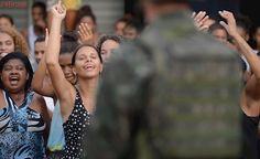 Defesa autoriza mais 650 homens para o Espírito Santo, diz ministro