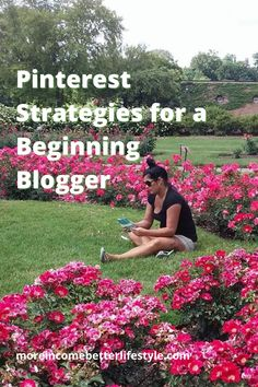You need more people to visit your blog. Create pins and share to increase that quality traffic!